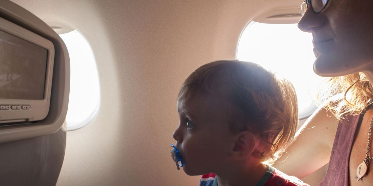Airplane Forced To Turn Around After Mom Forgets Baby at Airport