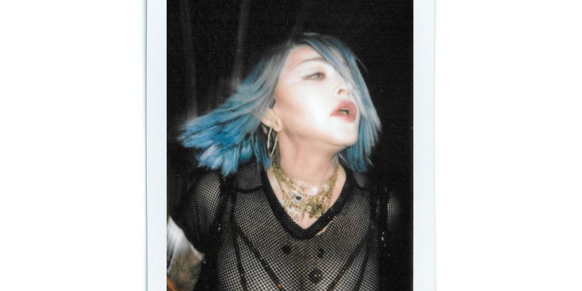 Polaroids From Madonna and Susanne Bartsch's NYC Pride Parties