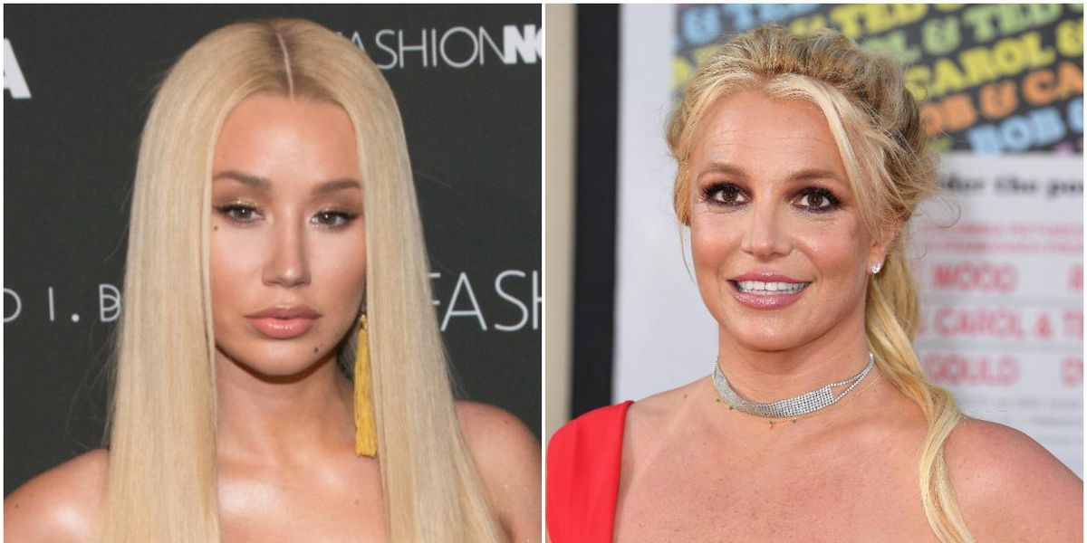Fans Accuse Iggy Azalea of 'Staying Silent' on Britney Spears