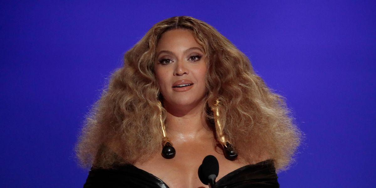 Beyoncé Spotted Rocking a Telfar Bag