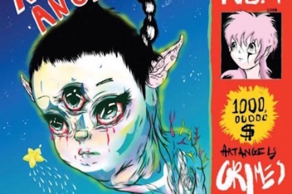 Grimes Sets the Bar High On Incredible New Album 'Art Angels'