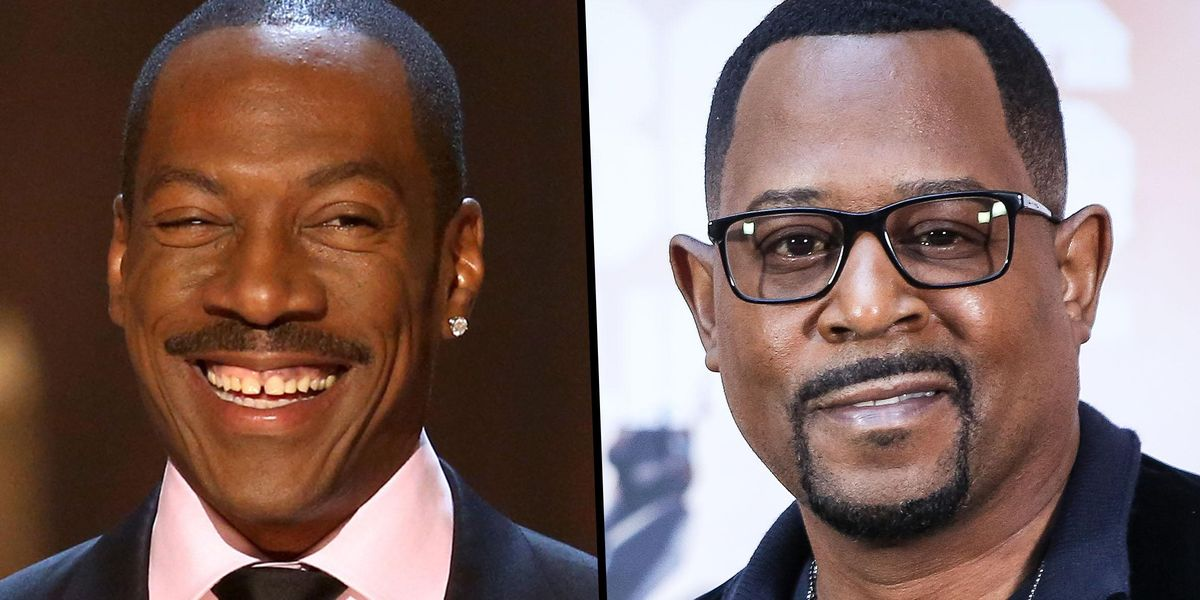 Martin Lawrence's Daughter and Eddie Murphy's Son Are Dating