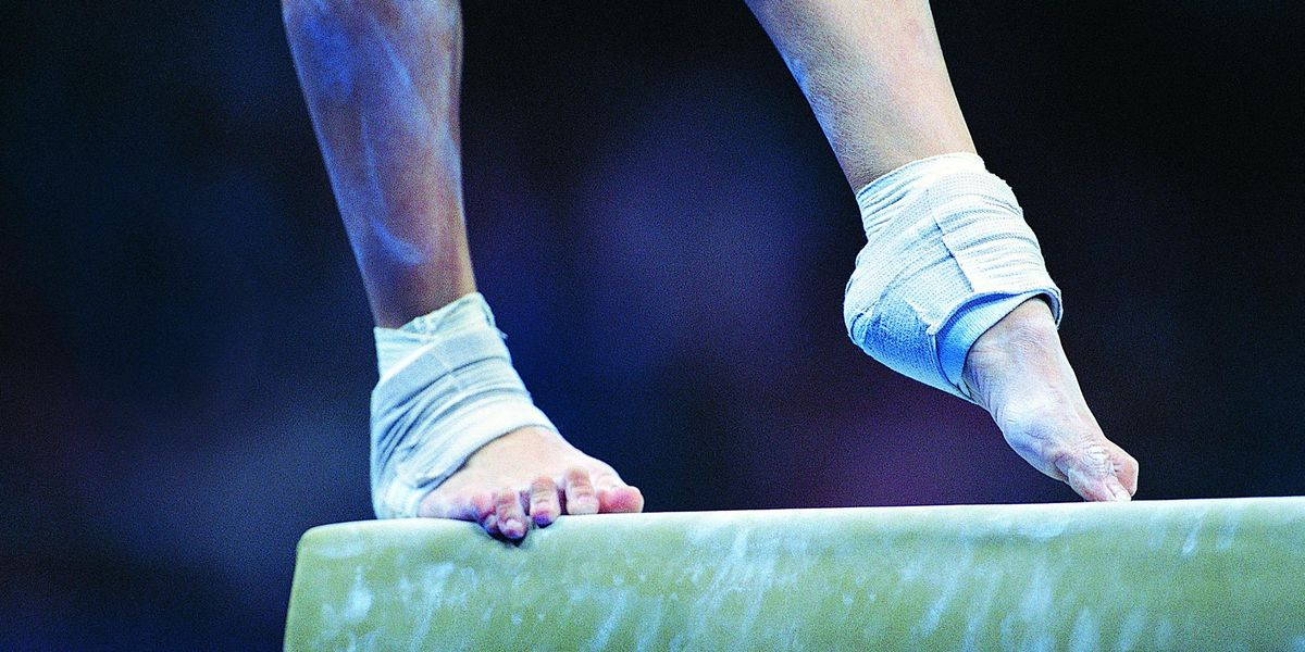 We're Still Stunned by This UCLA Gymnast Who Earned a Perfect 10 for Her Haunting Floor Routine