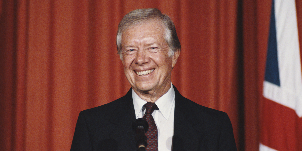 Bill and Hilary Clinton Celebrate Jimmy and Rosalynn Carter's 75th Wedding Anniversary