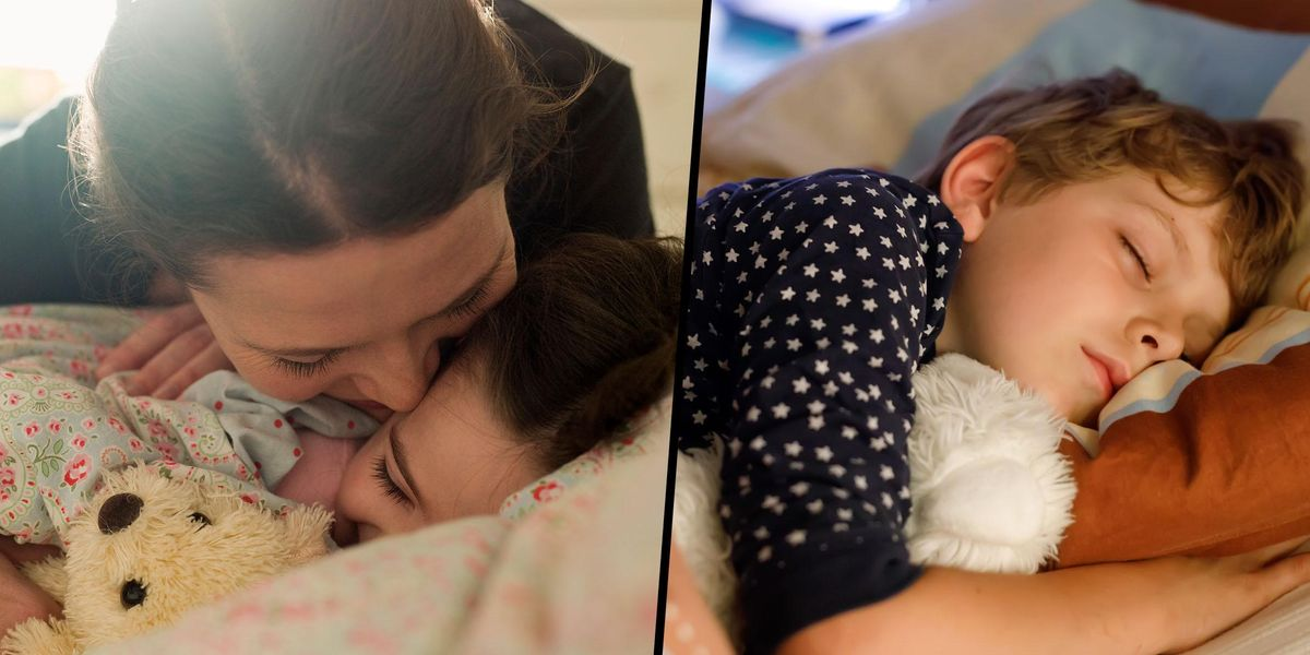 Study Suggests Moms Are Happier When Their Kids Have Early Bedtimes