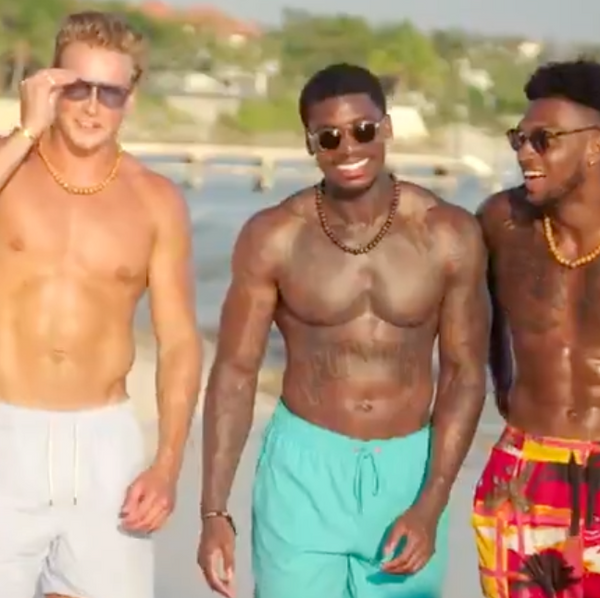 'FBoy Island': A Dating Show Pitting D-Bags Against 'Nice Guys'