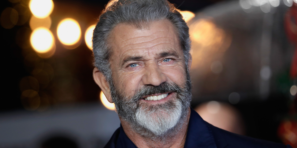 Mel Gibson Seen Giving Donald Trump Military Salute at UFC Event