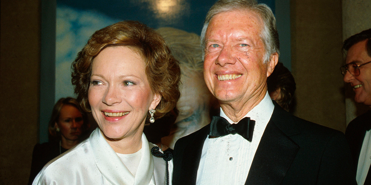 The Carter Family Toasts Their Historic Marriage at Star-Studded Anniversary Party