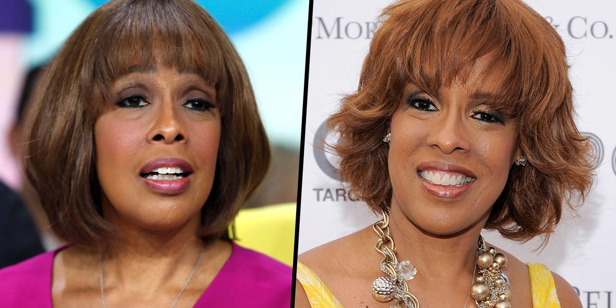 Gayle King Says She Plans to Ban Unvaccinated Family Members From Annual Thanksgiving Holiday