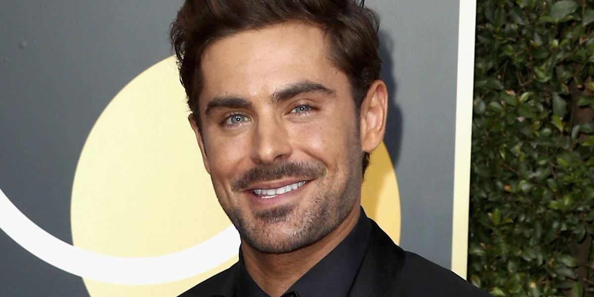 Zac Efron 'Busts' His Grandpa Out of Nursing Home