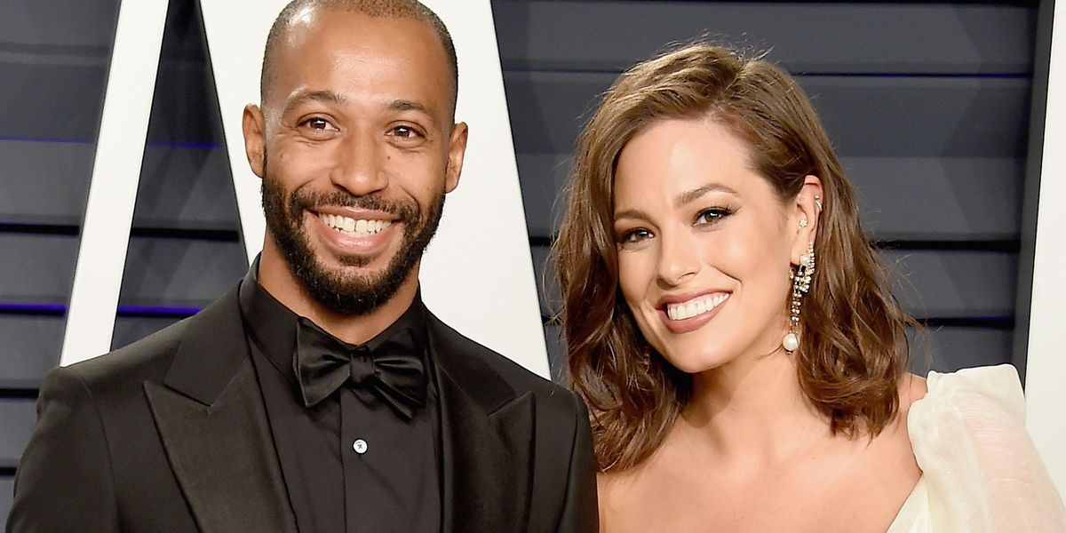 Ashley Graham Is Expecting Her Second Child With Husband Justin Ervin