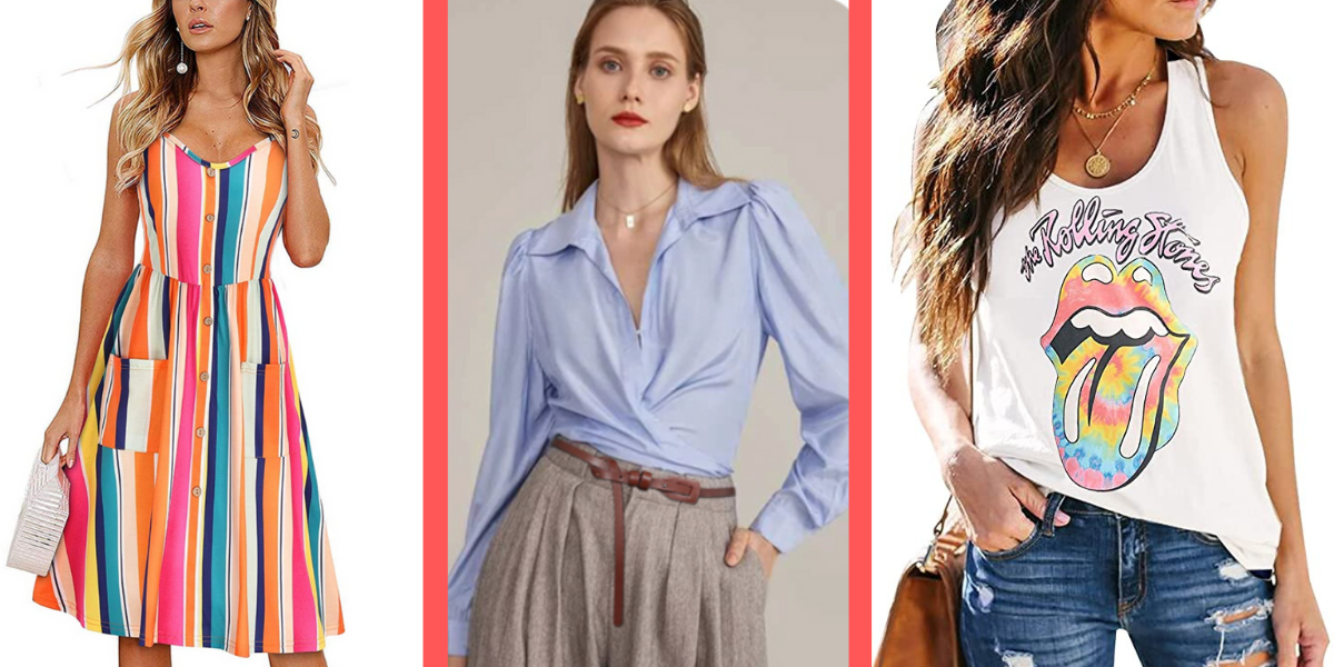 37 Clothes & Accessories You Can Snag on Amazon