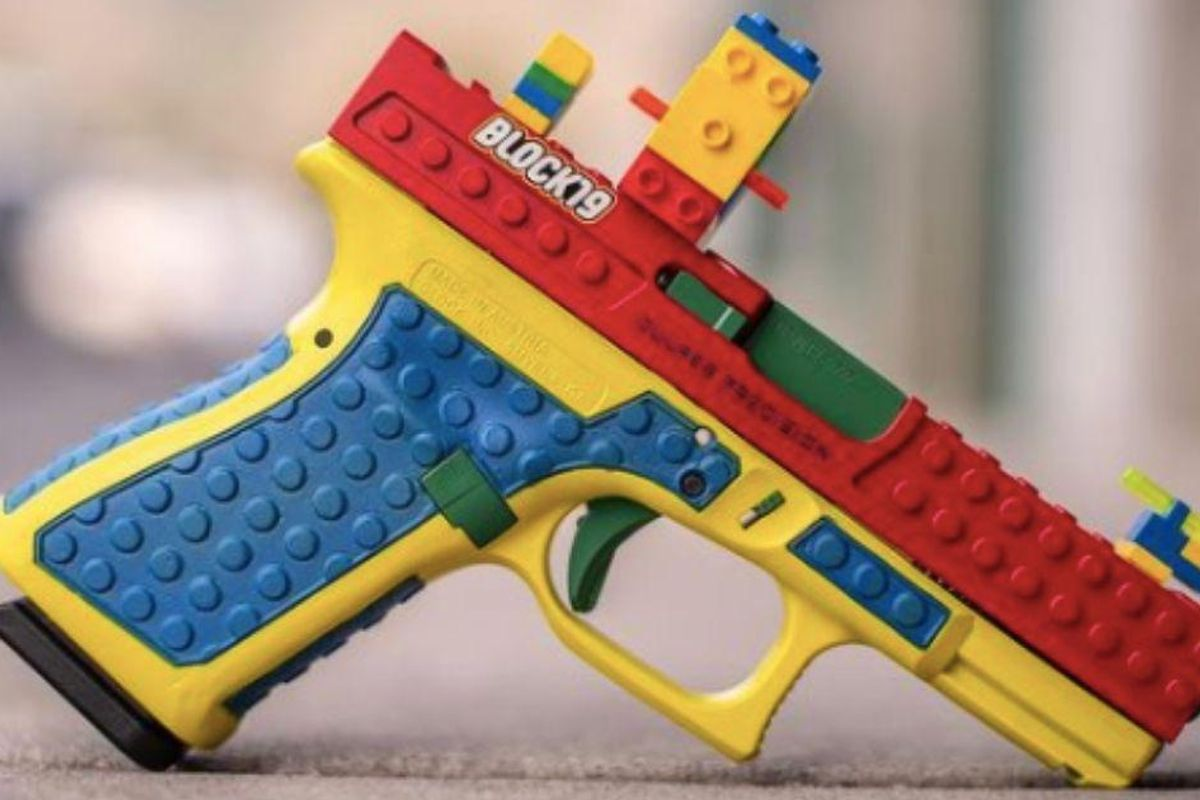 This handgun is an abomination, but the fact that people are defending it is even worse