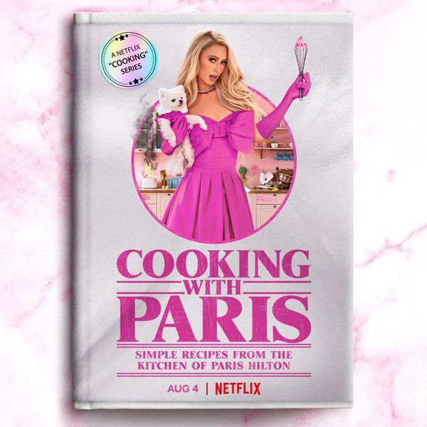Obviously the Kitchen Isn't Too Hot for Paris Hilton