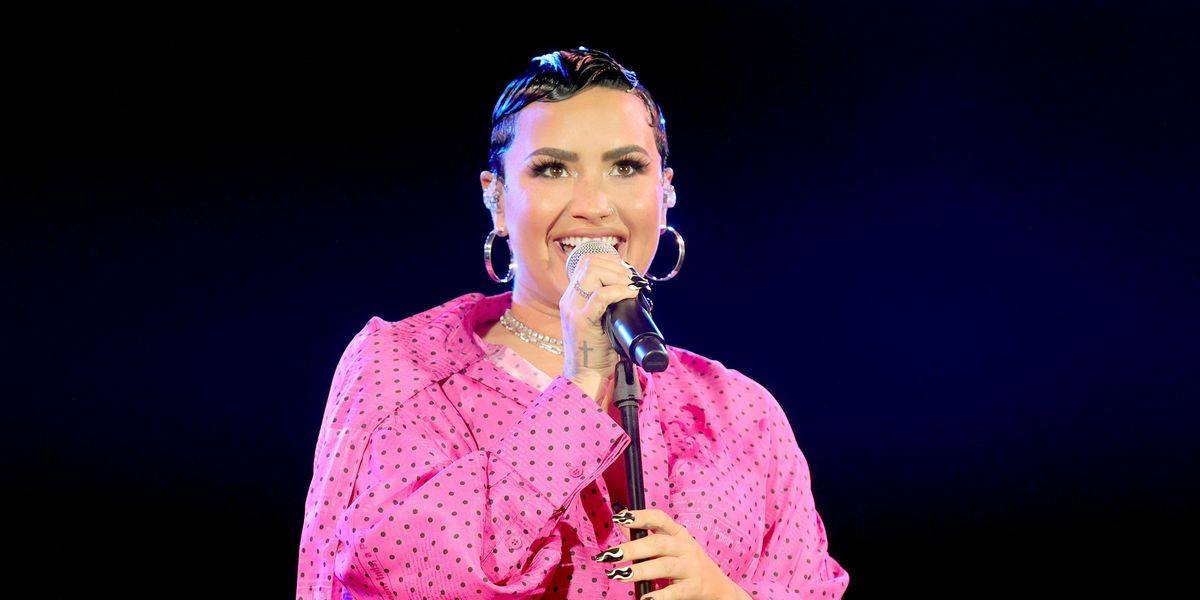 Demi Lovato on the 'Huge Transition' of Changing Pronouns