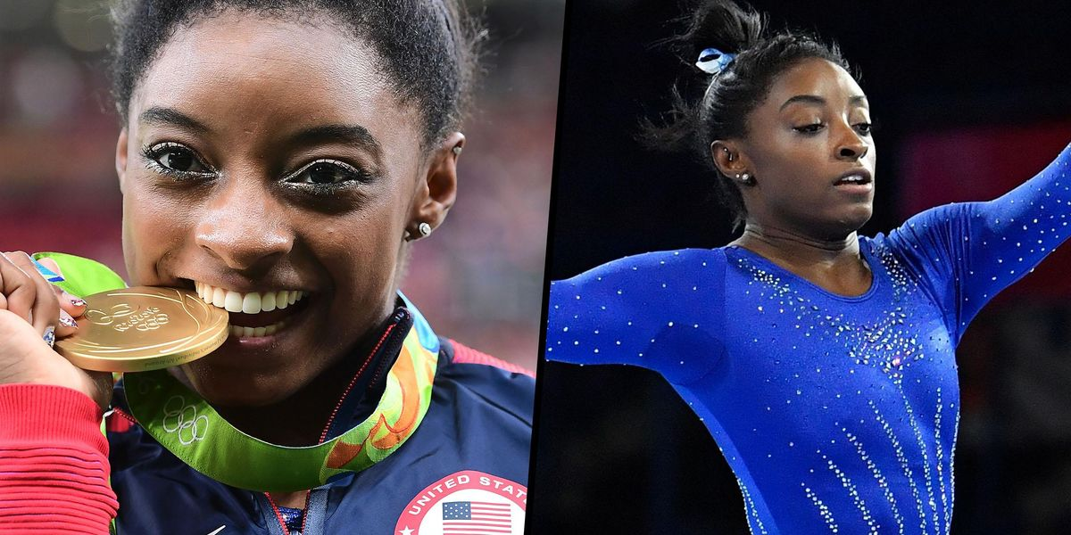 Simone Biles Says There's a Target on Her Back Because She's Breaking Boundaries