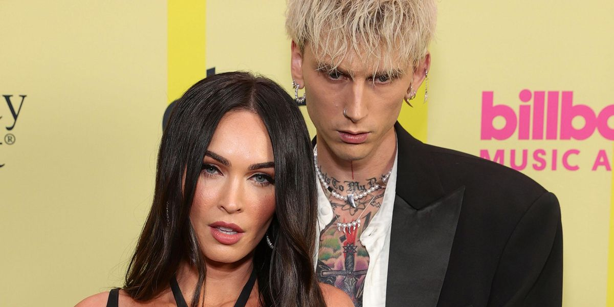 Megan Fox Says She Went to Hell For Eternity After Hallucinogenic Trip With MGK