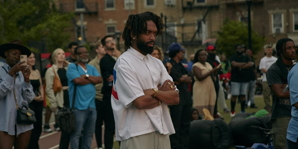 Reebok Threw a Block Party in Brooklyn for Kerby Jean-Raymond's New Film