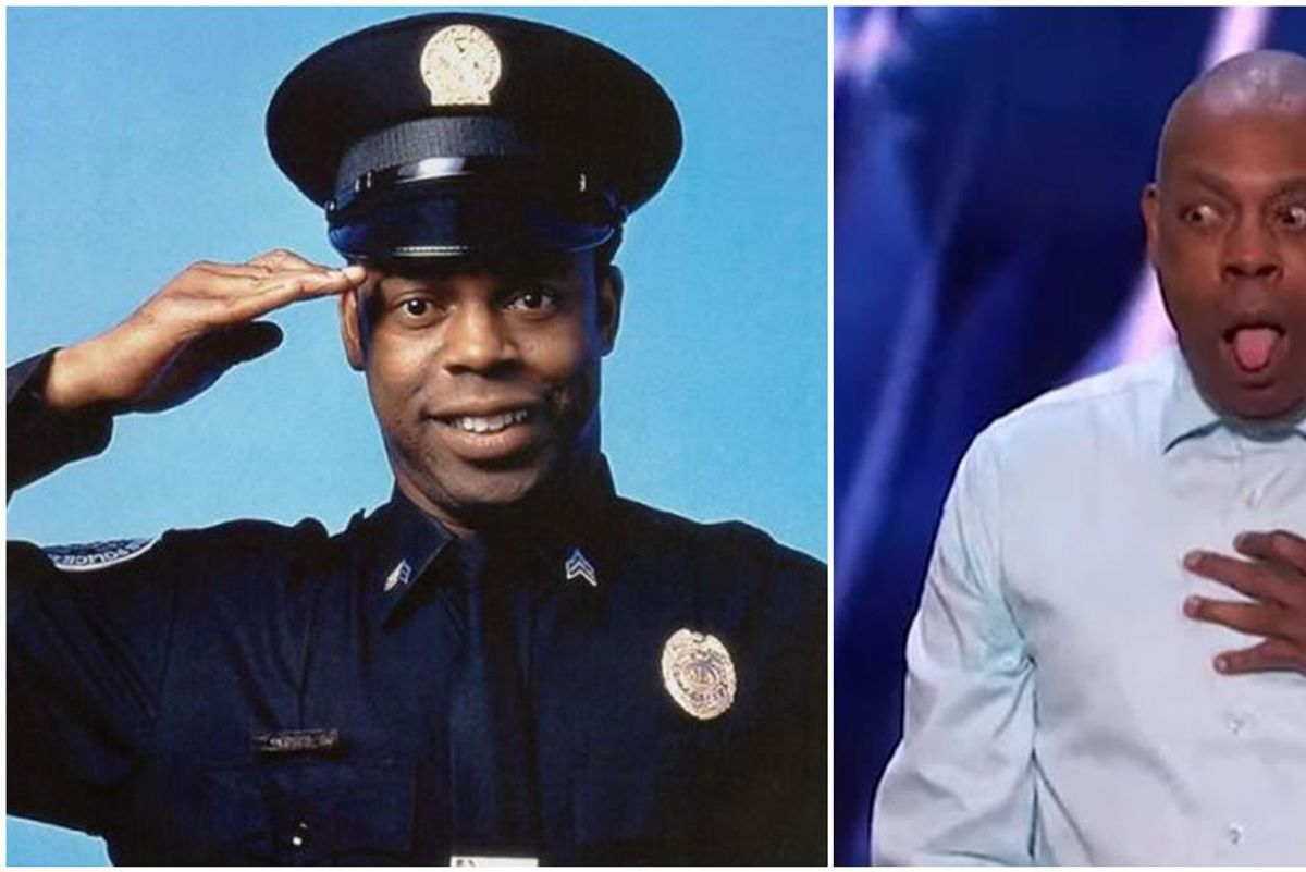 1980s cultural icon Michael Winslow made an emotional comeback on 'America's Got Talent'