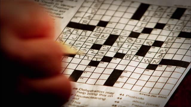 Profit Markets for Crossword Puzzle Enthusiasts