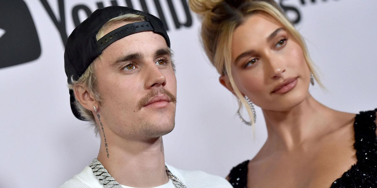 Justin Bieber Caught Seemingly Shouting At Wife Hailey After Coming off Stage in Las Vegas