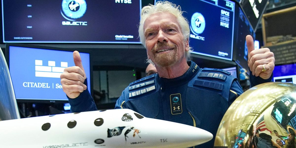 'The Simpsons' 'Predicted' Richard Branson's Space Flight in 2014
