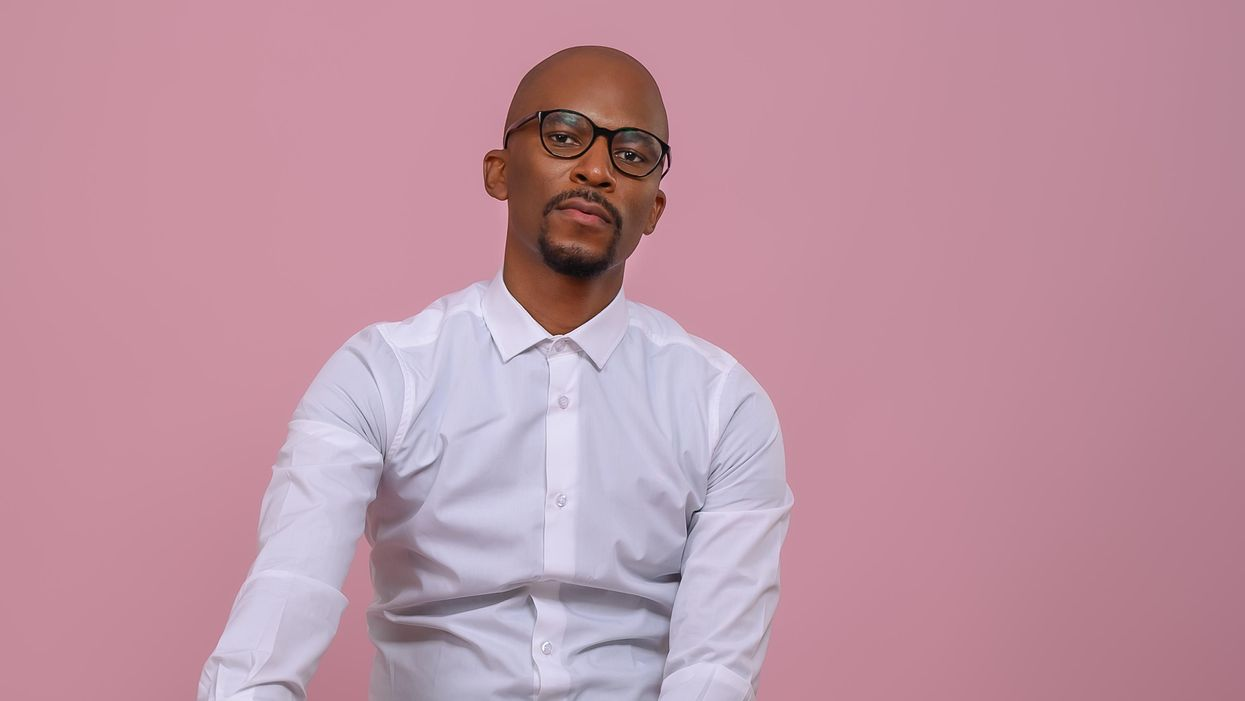 Series Producer Bonga Percy Vilakazi Is Big On Telling Progressive Stories