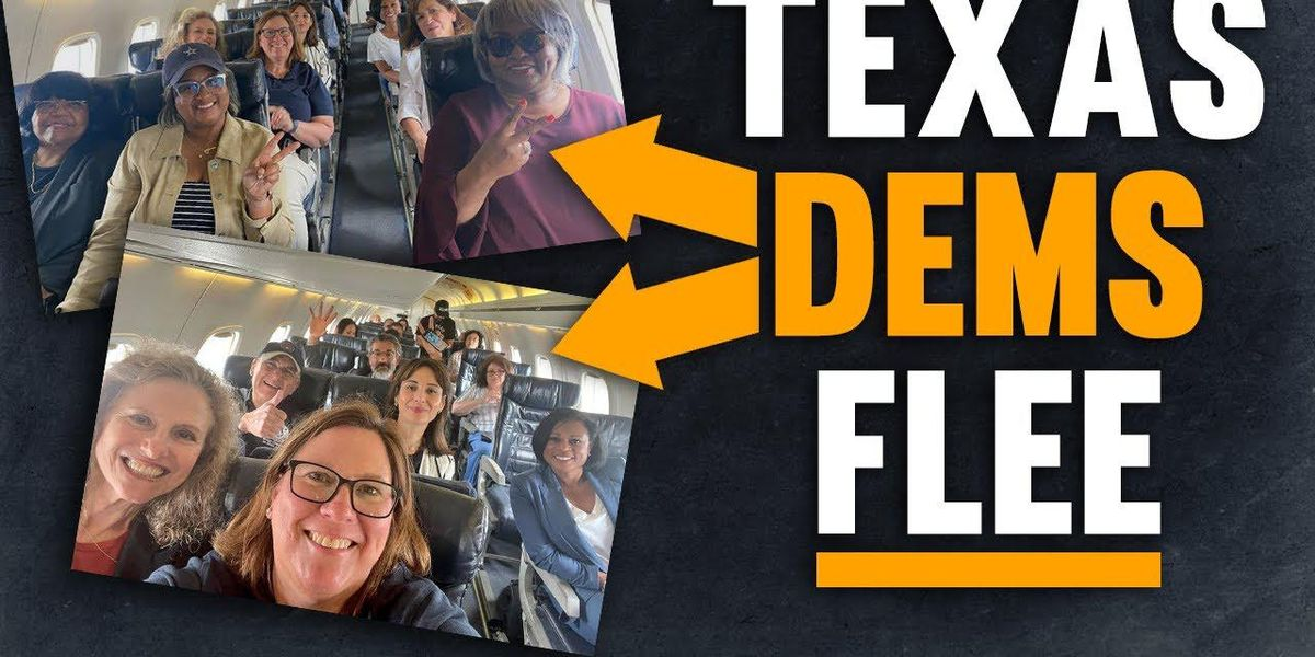 The Fleeing Tex. Dems – Who Is Picking up the Tab?