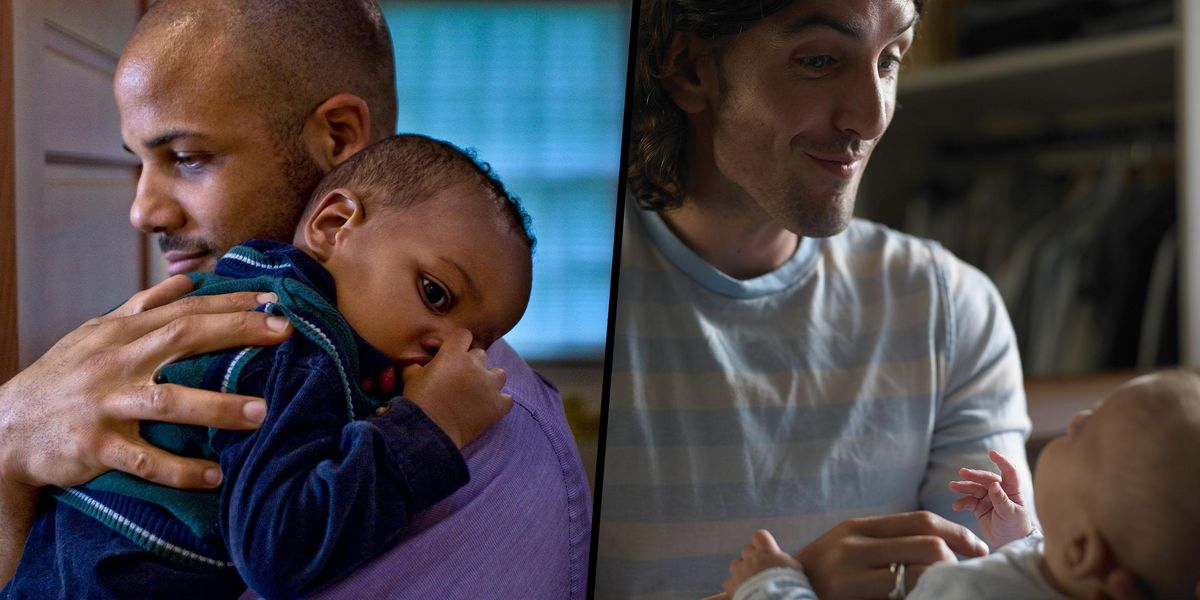 Study Finds It May Be Possible To Predict a Man's Parenting Style Before Their Baby Is Born