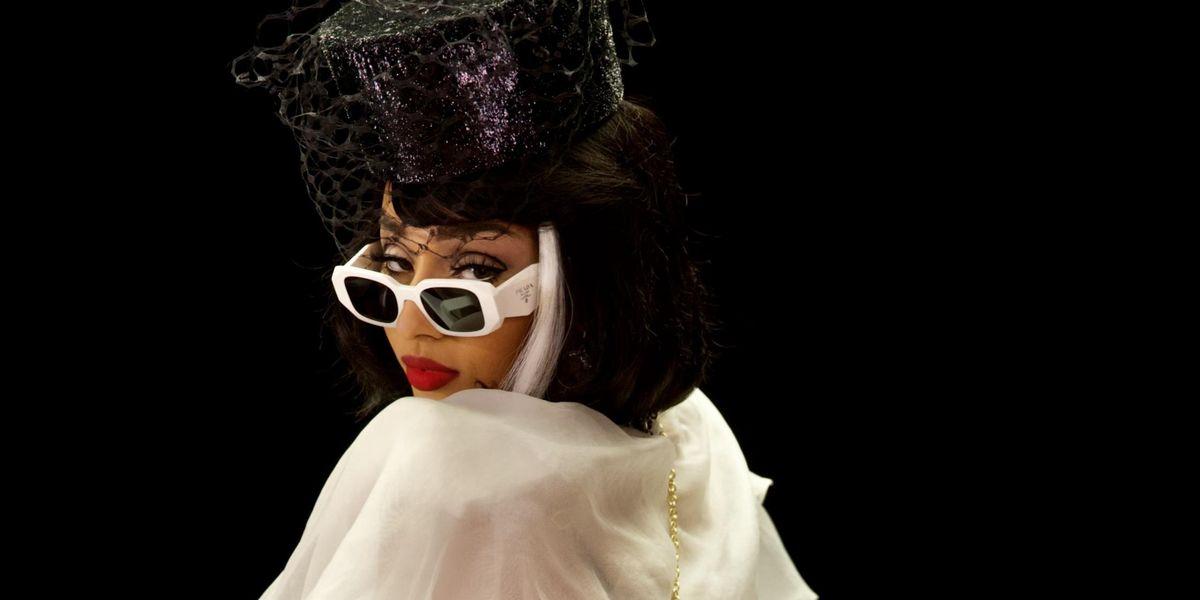 Rubi Rose Is Sexy Cruella in 'TWORK'