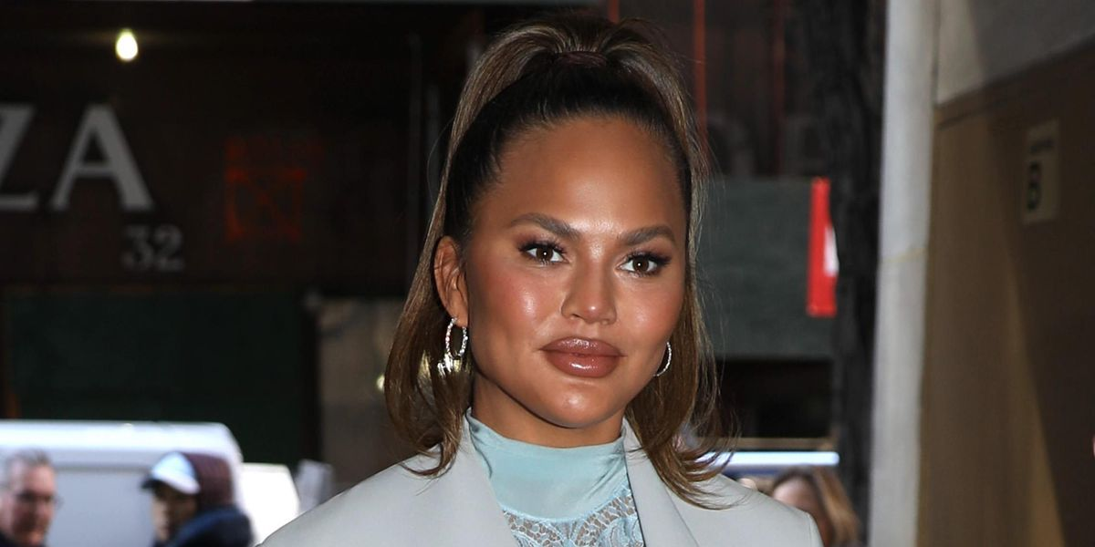 Chrissy Teigen Opens Up About Being in the 'Cancel Club'