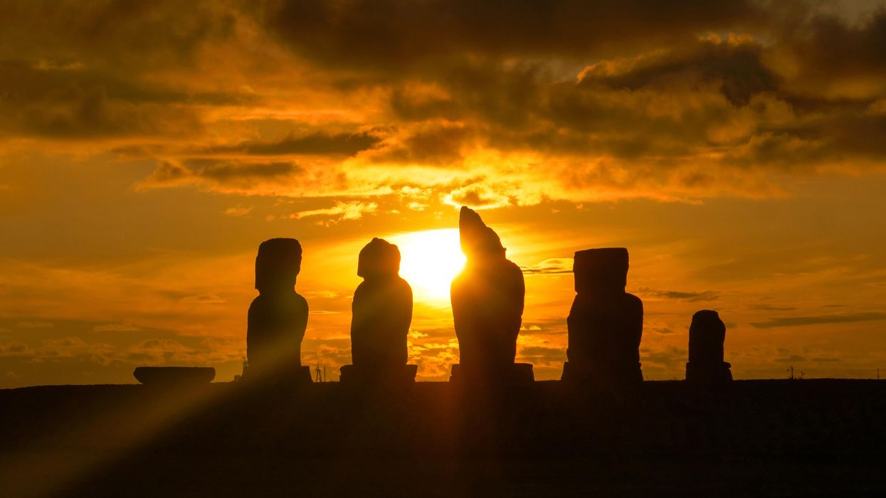 Busting the Easter Island myth: there was no civilization collapse