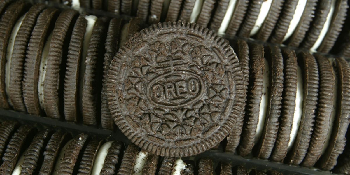 New Oreo Packaging Lets You Hide Bags From Your Kids