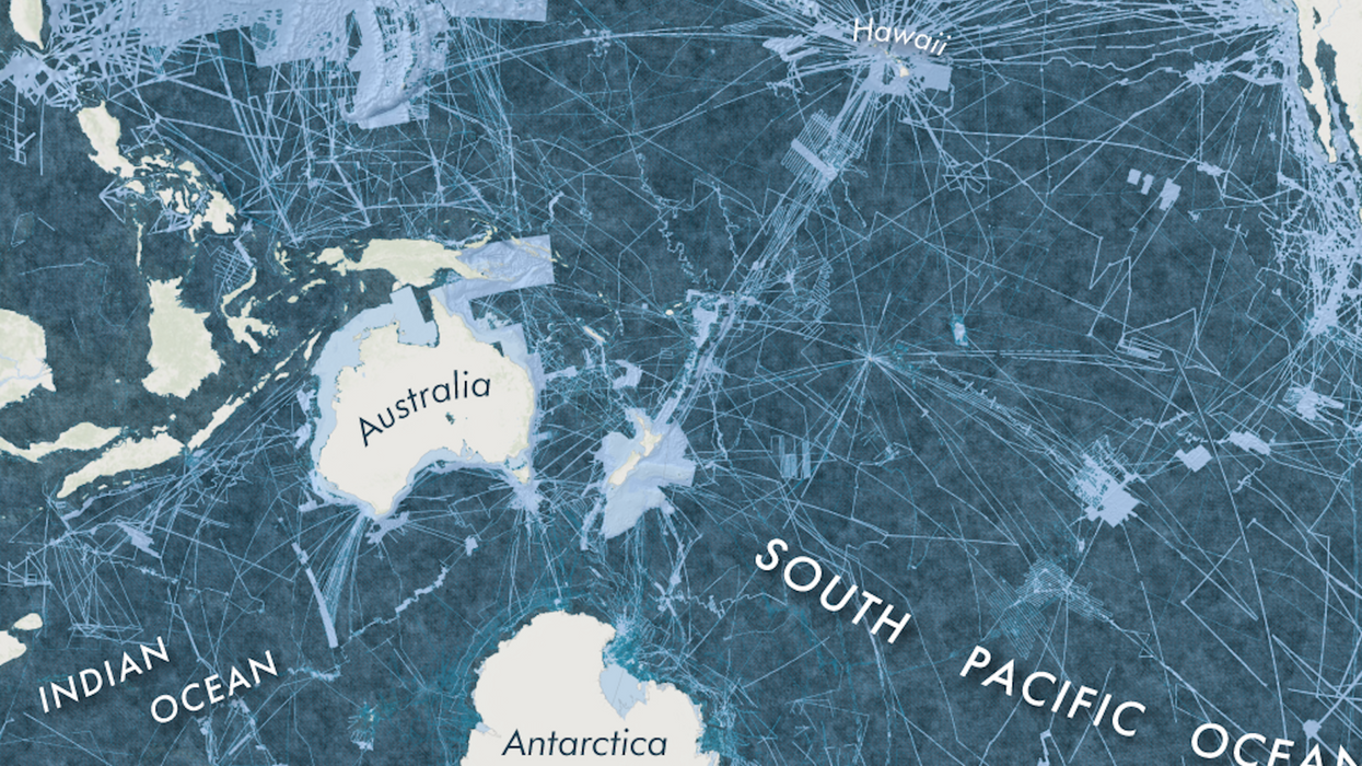 More than half the world is still unmapped — but not for long