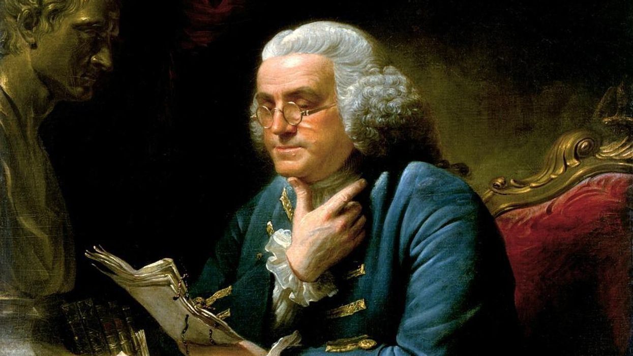Benjamin Franklin on vaccination and a deadly virus outbreak