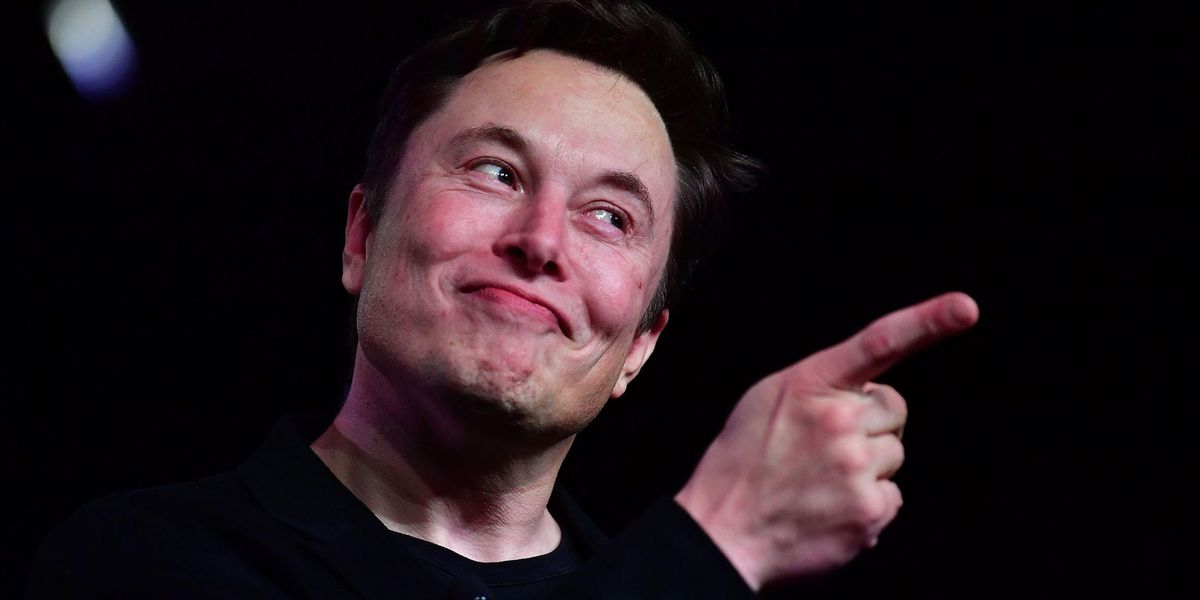 Elon Musk Laughs At Tweet Mocking Jeff Bezos For Only Touching the Edge of Space