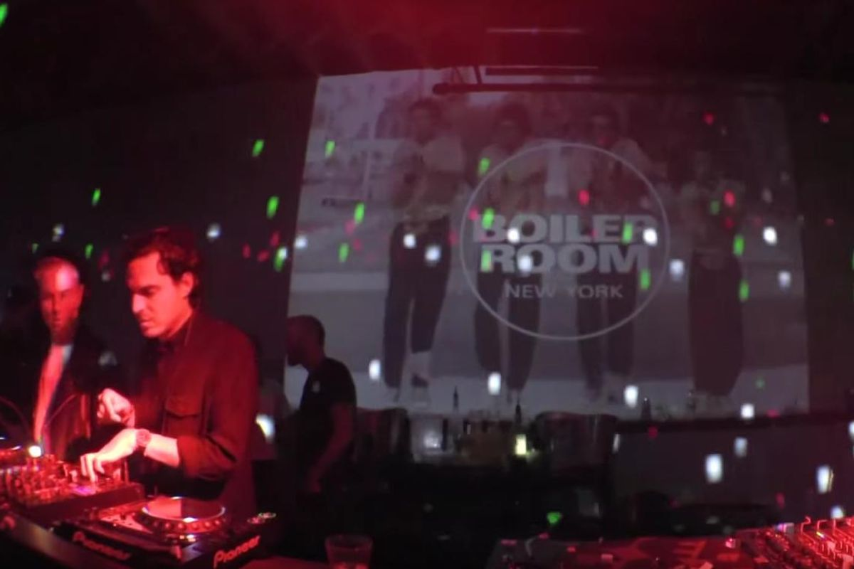 Watch The The Juan Maclean And Classixx's Incredible Italo-Disco Boiler Room Sets