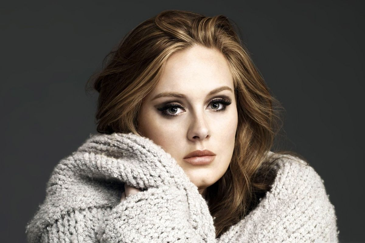 Adele Used to Drunk Tweet, Just Like You and Me