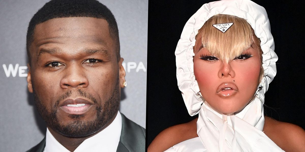 Lil Kim Slams 50 Cent After he Compares Her to an Owl