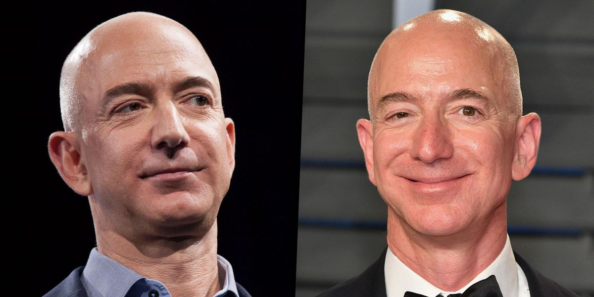 Jeff Bezos Is Retiring With 739,489 Times the Median American's Retirement Wealth