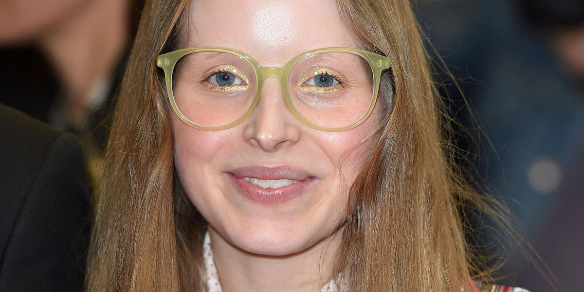 'Harry Potter' Star Jessie Cave Said She Was Treated Like a Different Species After Gaining Weight