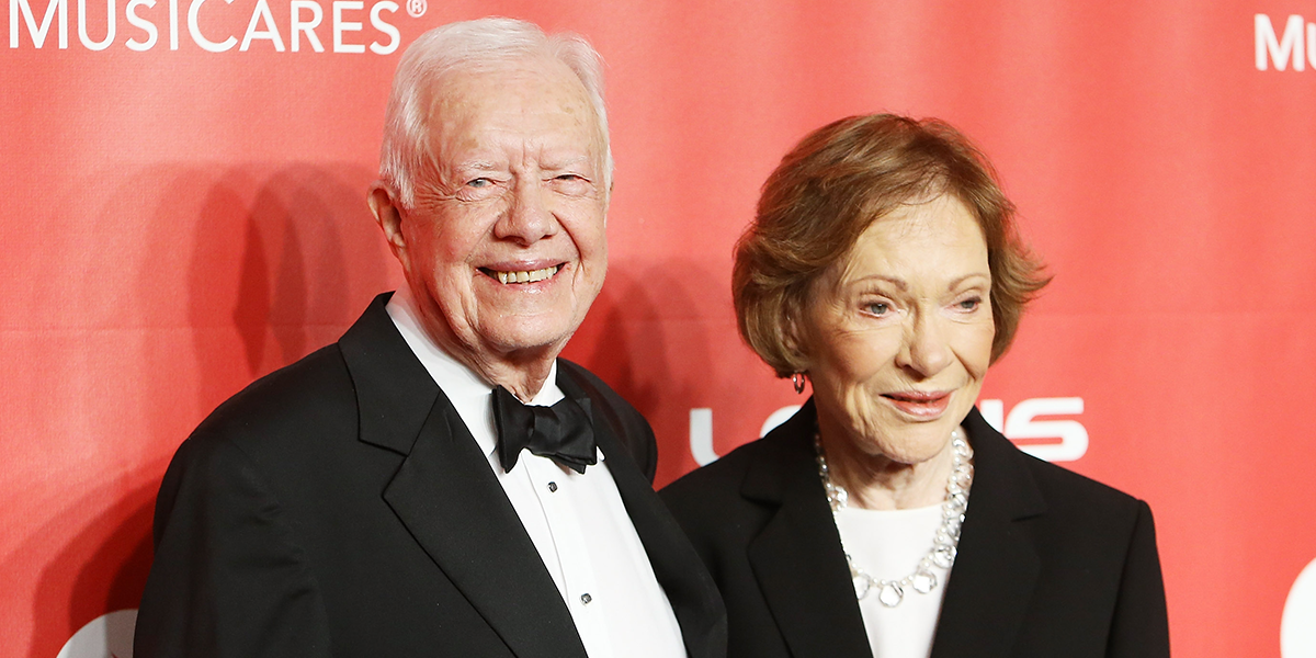 Jimmy and Rosalynn Carter Discuss Their 'Extraordinary' 75-Year Marriage