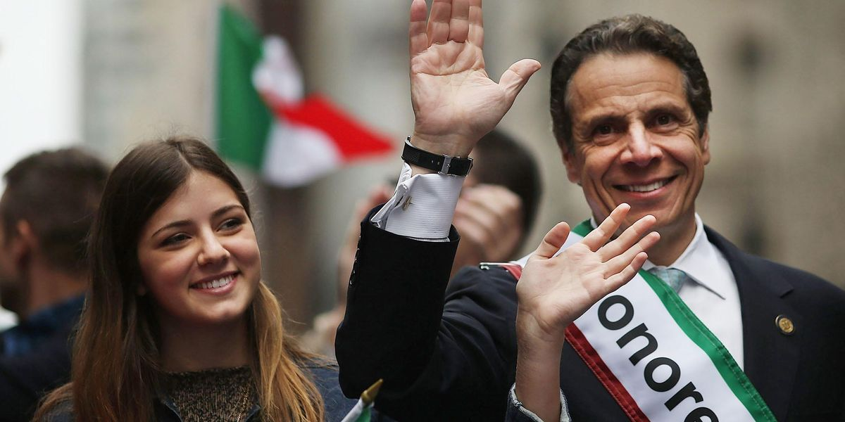 Andrew Cuomo's Daughter Michaela Comes Out as Demisexual