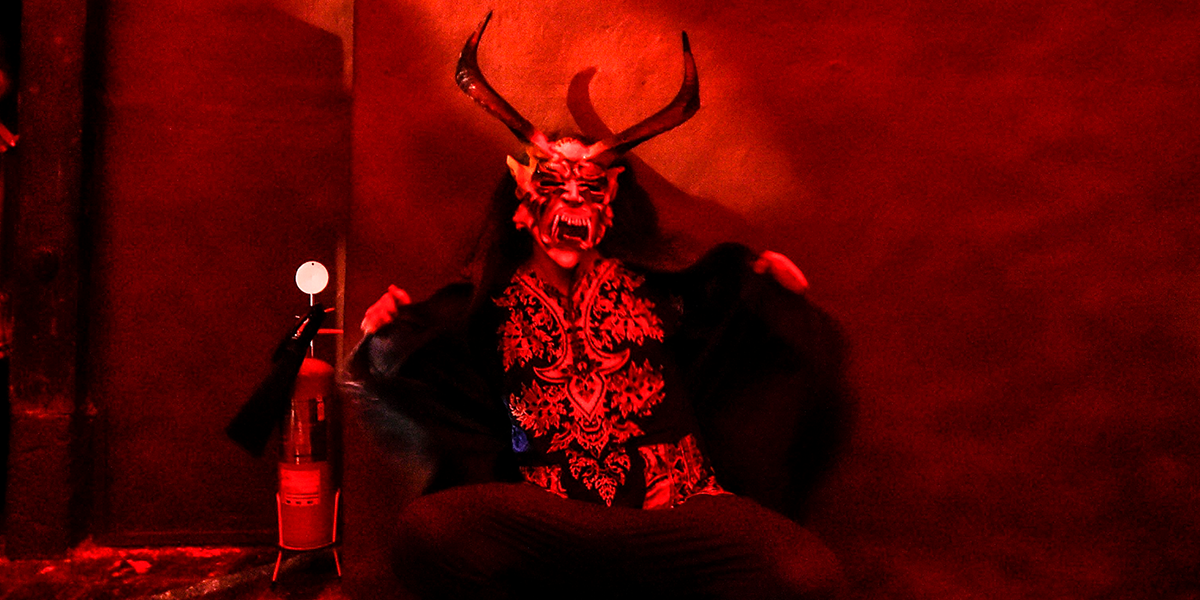 Human Satan With Metal Tusks Shares What He Looked Like Before Extreme Transformation