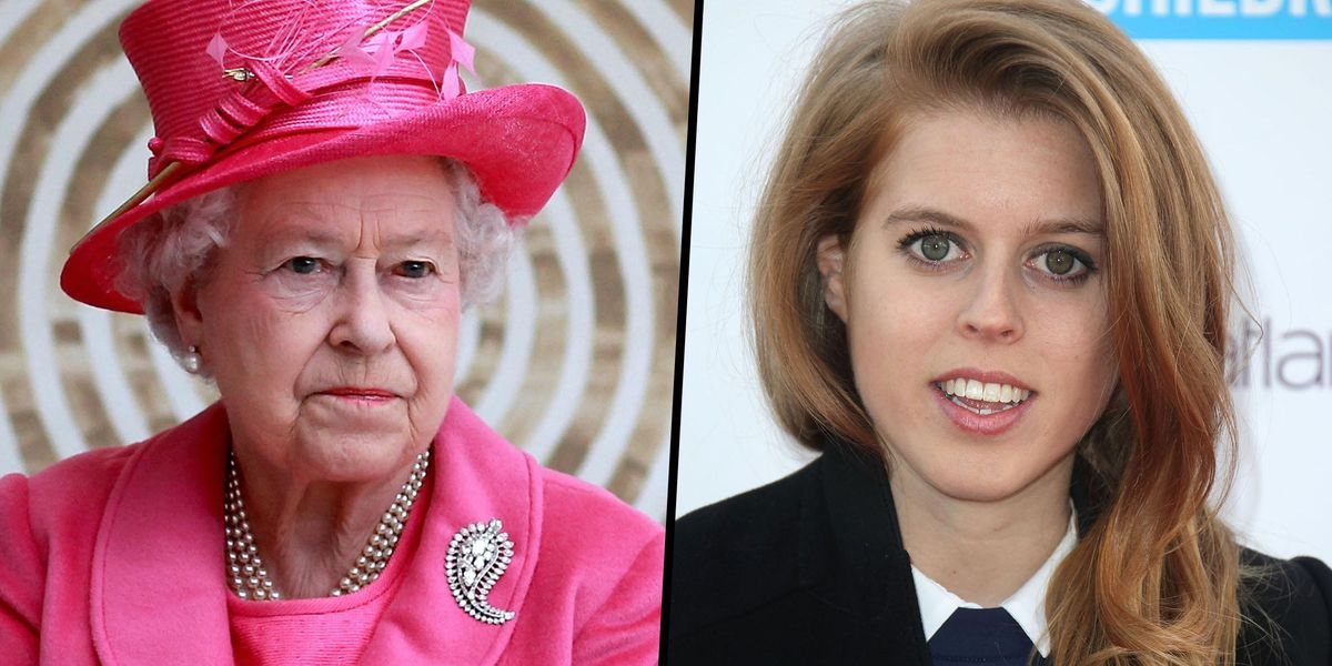 Princess Beatrice's Named Changed as Queen Thought It Was 'Too Yuppie'