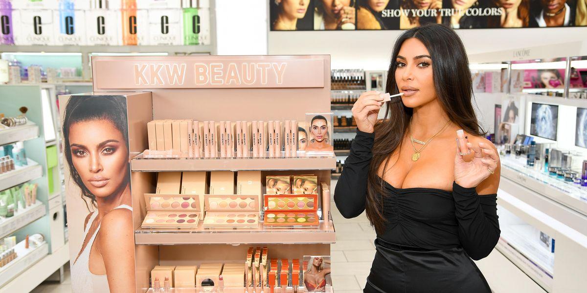 Kim Is Saying Goodbye to KKW Beauty