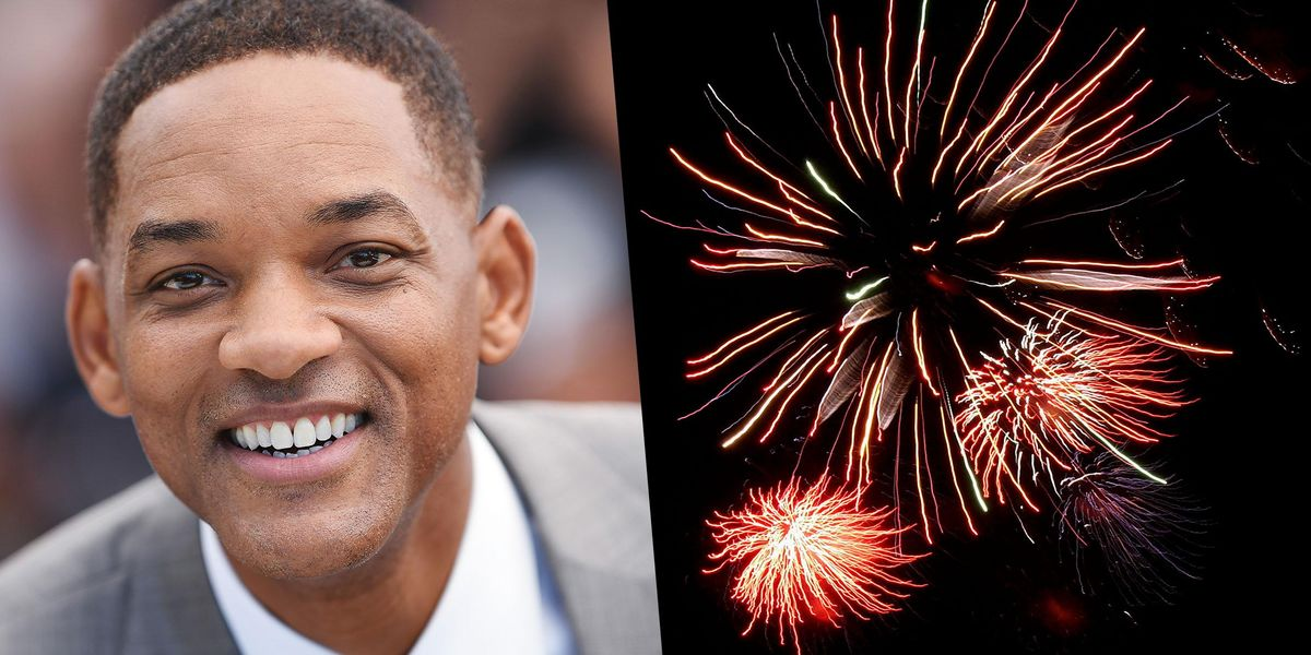 Will Smith Pays for July 4th Fireworks in New Orleans After Finding Out No Show Was Planned