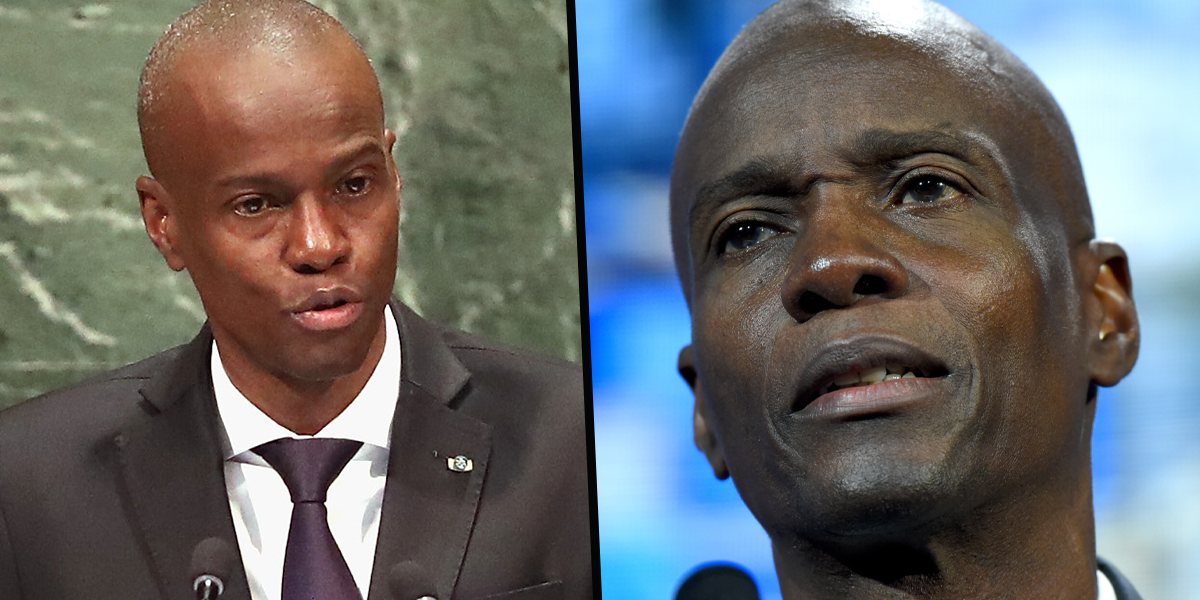Haitian President Assassinated in Attack on His Home