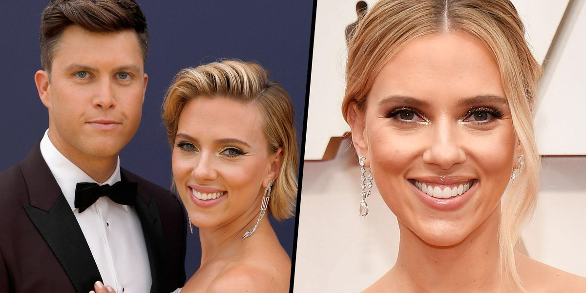 Scarlett Johansson Reportedly Expecting Her First Child With Husband Colin Jost