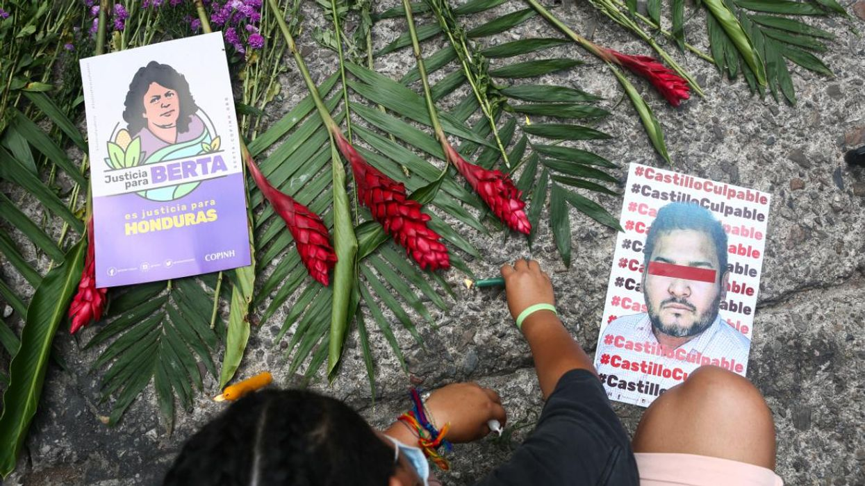 Former Hydroelectric Dam Company President Charged With Murdering Environmental Activist